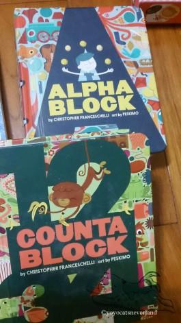 Alphablock + Countablock
