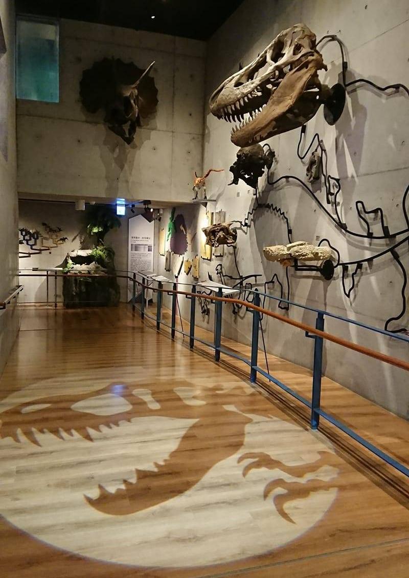左鎮化石館